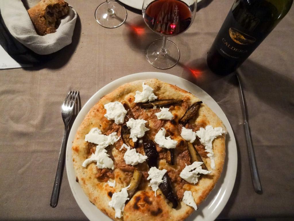 îles éoliennes : kashbah restaurant & pizza
