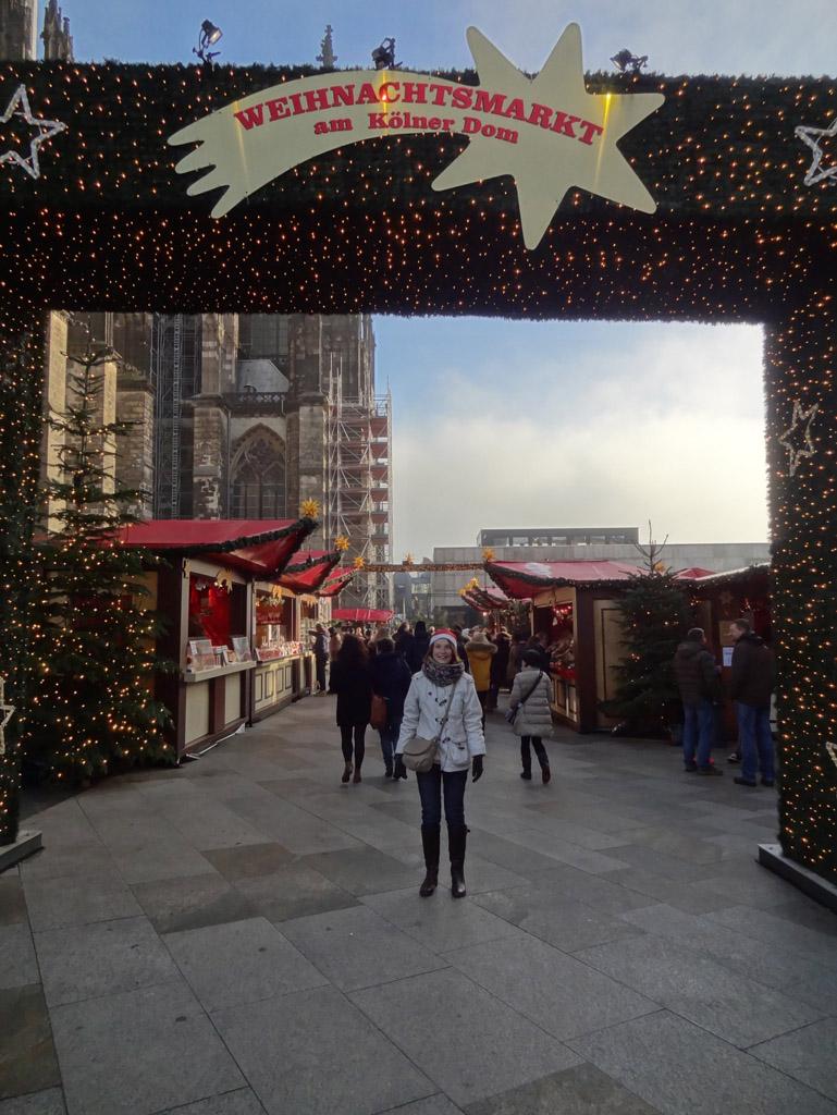 marché de Noël de Cologne : Koelner Weihnachtsmarkt