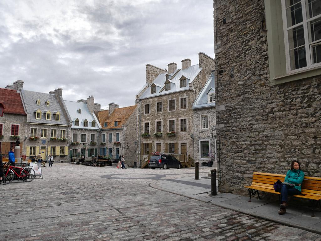 Visiter Québec en 3 jours: Vieux-Québec
