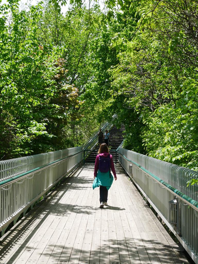 Visiter Québec en 3 jours: la promenade des gouverneurs