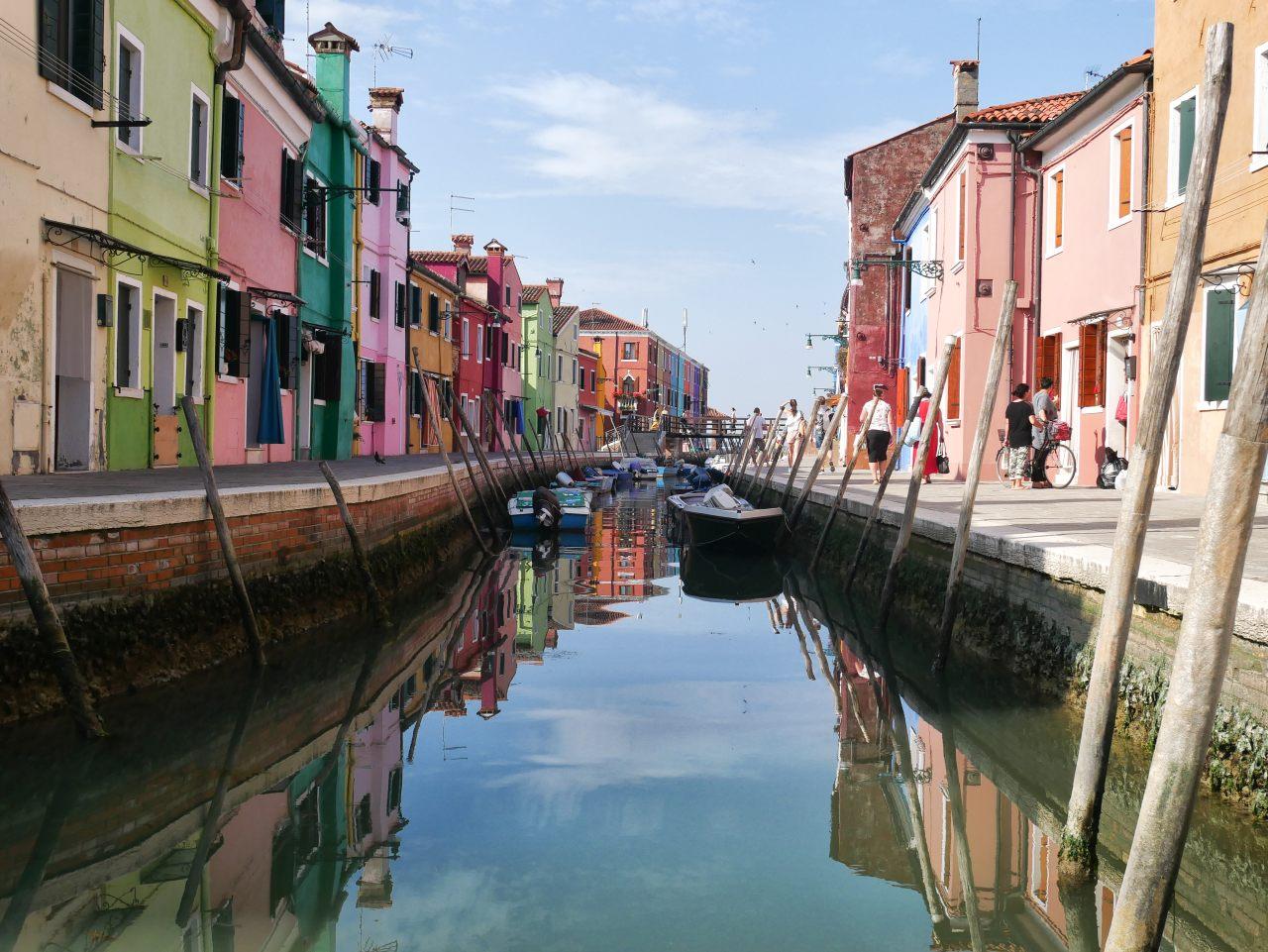 visiter venise en 2 jours: Burano
