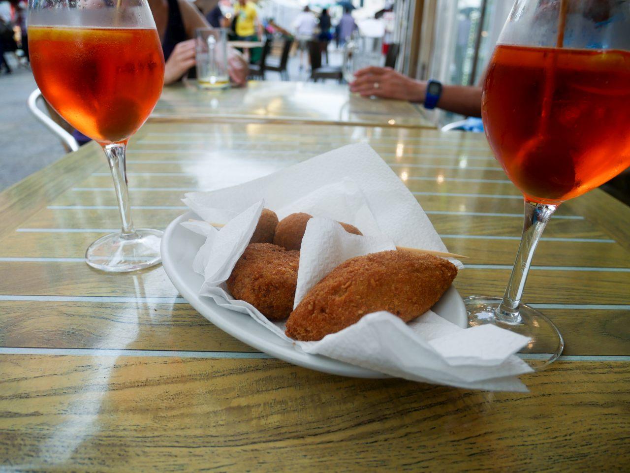 meilleurs cicchetti de Venise: Da Luca & Fred