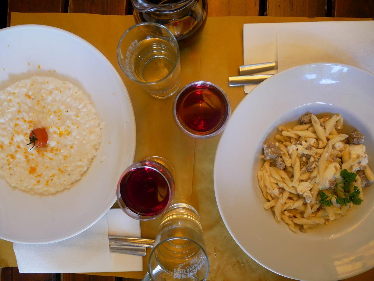 3 jours dans le Sud-Tyrol: Da Picchio