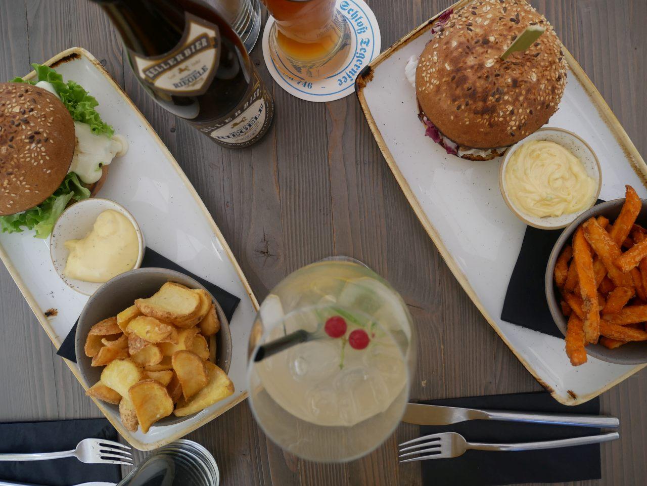 3 jours dans le Sud-Tyrol: Pims burger
