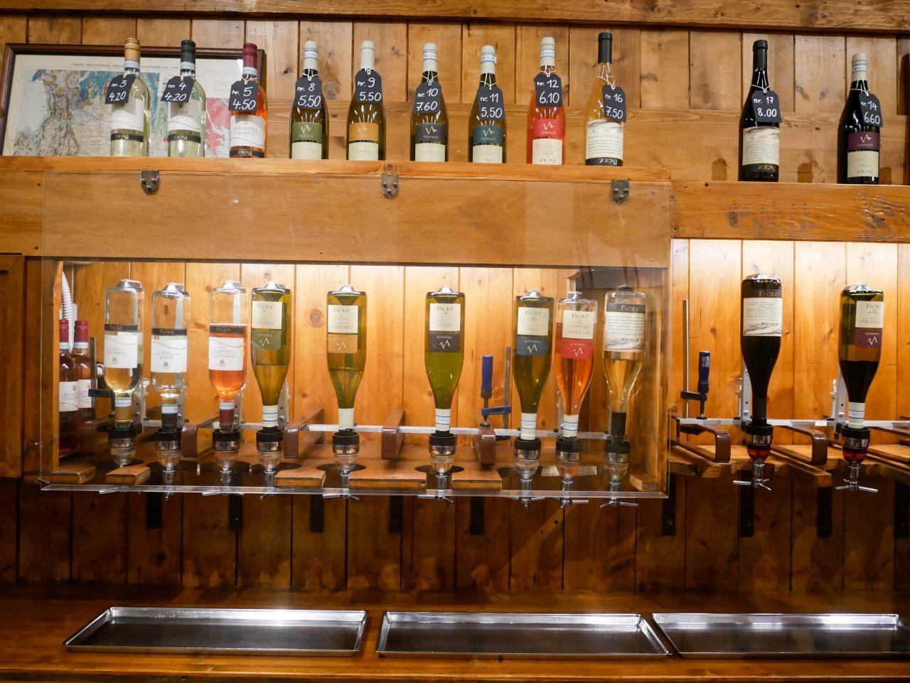 visite du lac de Garde en 3 jours: dégustation des vins régionaux chez Rizzardi