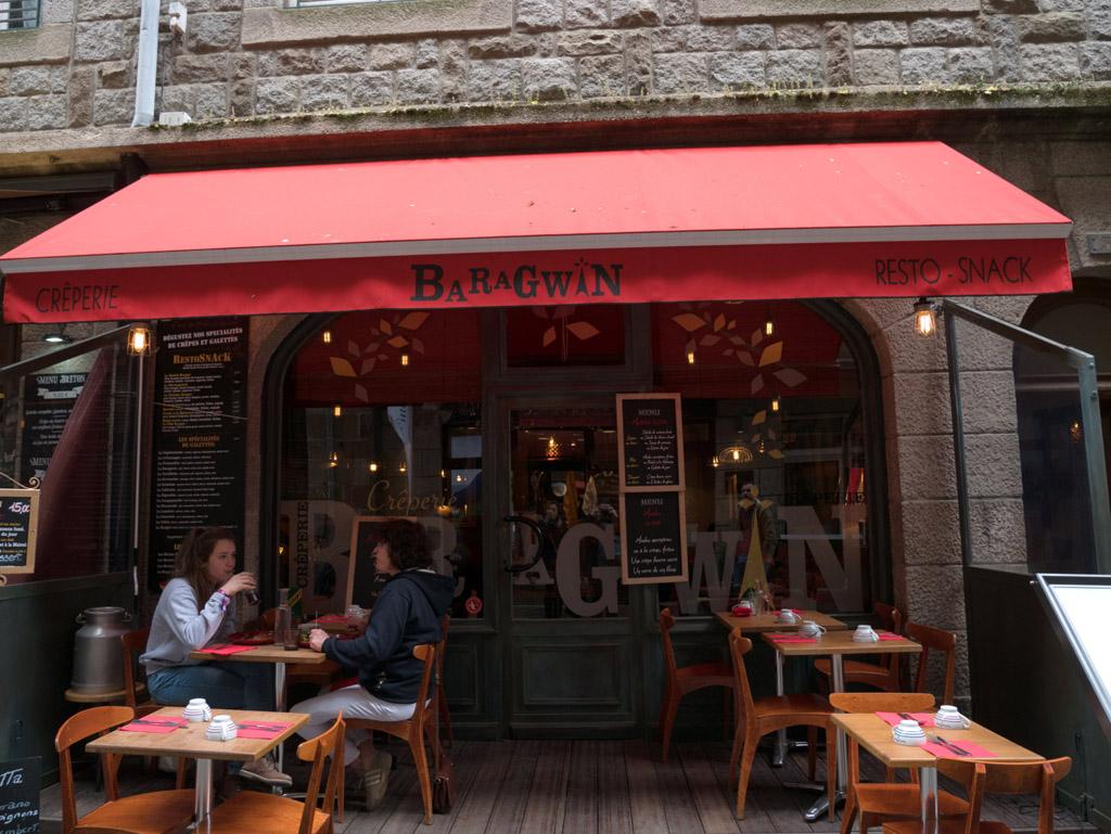 le baragwin, une autre bonne adresse pour déguster des galettes