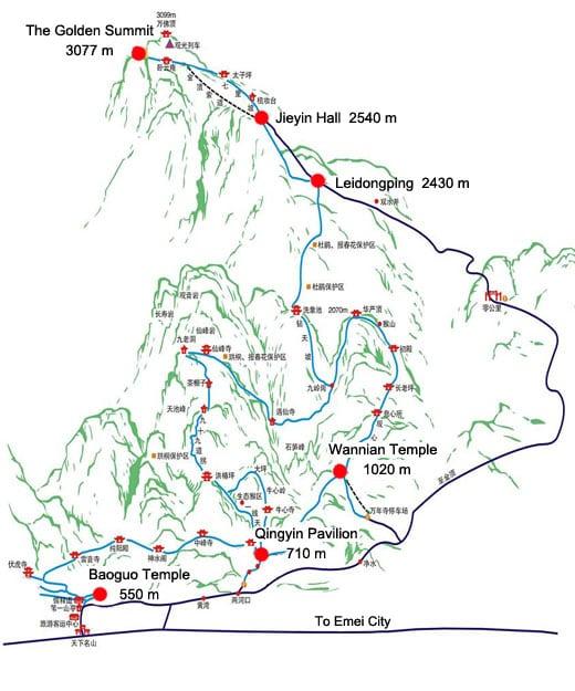 emei-mountain-map