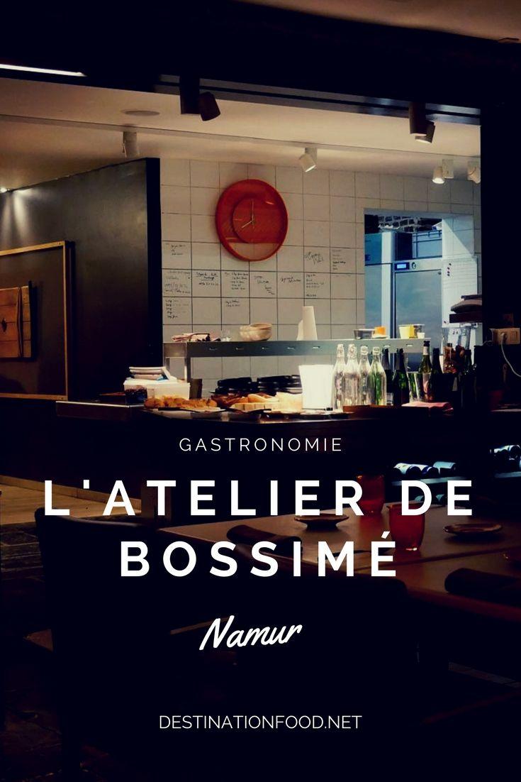 l'atelier de Bossimé