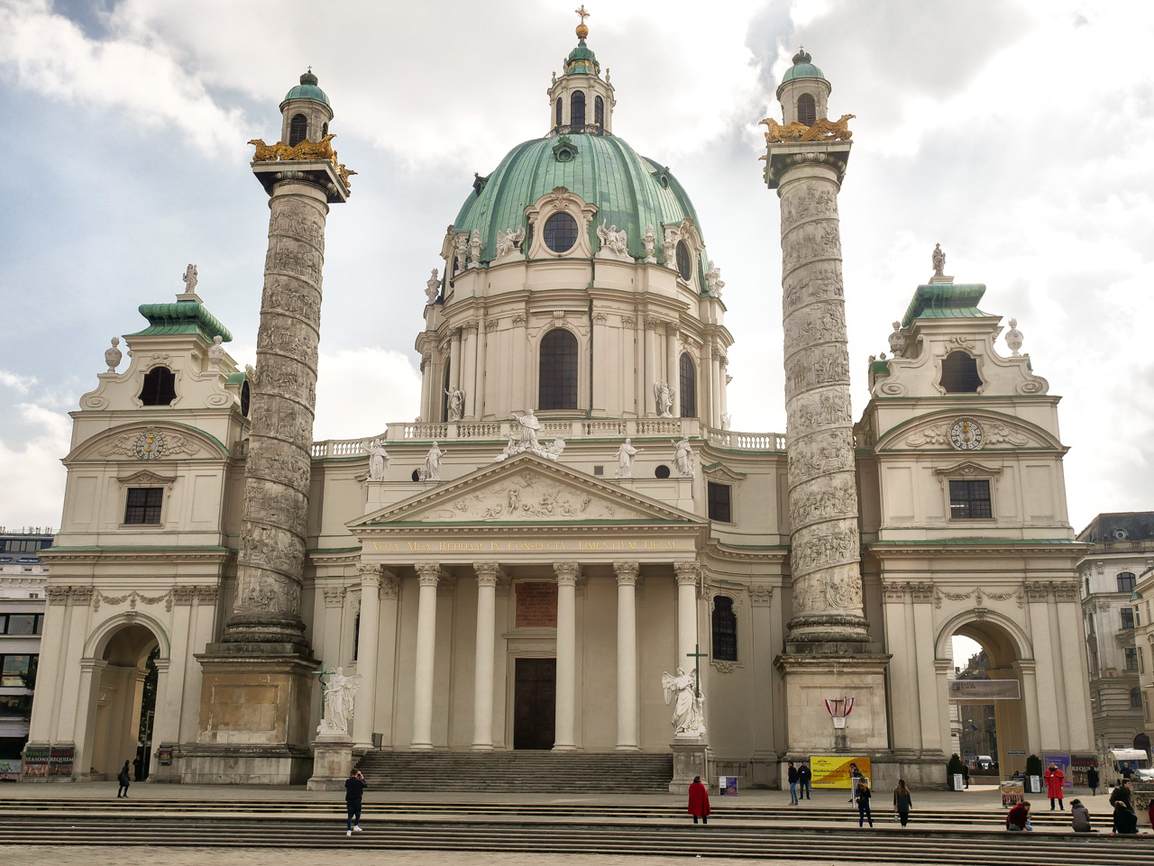 L'église Saint-Charles de Vienne
