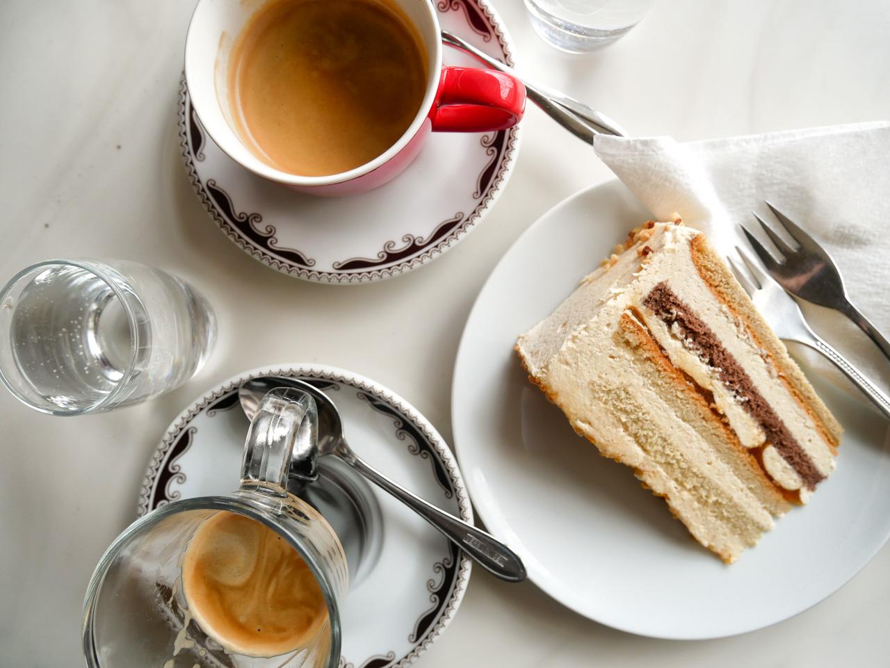Que faire à Vienne: faire une pause gourmande dans un café viennois
