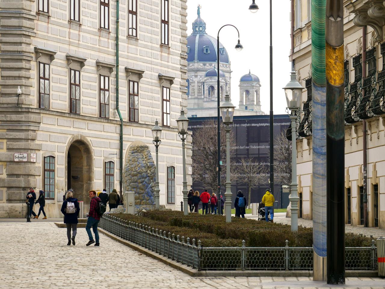 Que faire à Vienne: flâner dans le centre historique