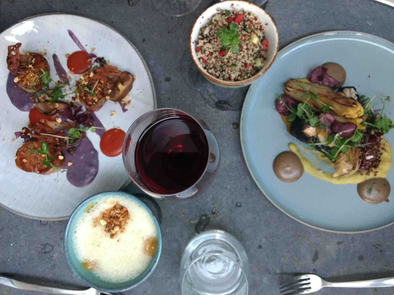 sanzaru, la cuisine nikkei à Bruxelles
