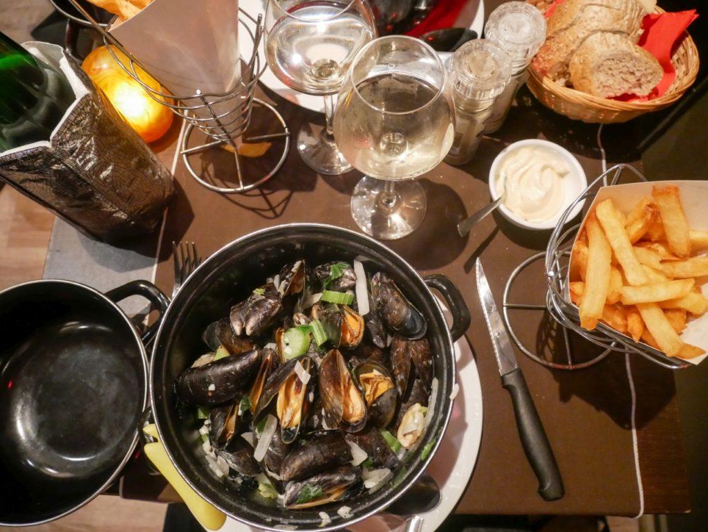 les meilleurs restaurants belges de Bruxelles: le chou de Bruxelles