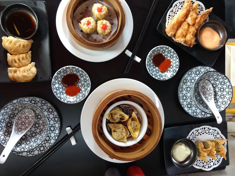 meilleurs restaurants en Belgique: Dam Sum