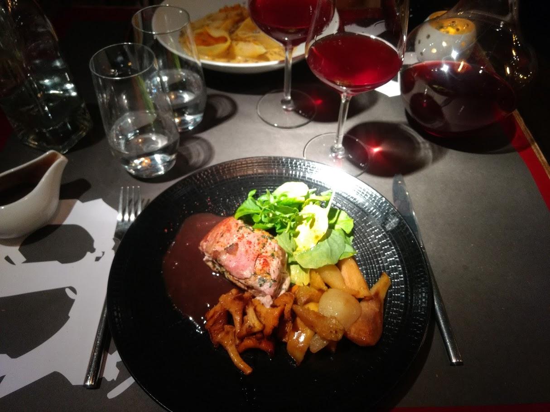 meilleurs restaurants en Belgique: Chez Augusta