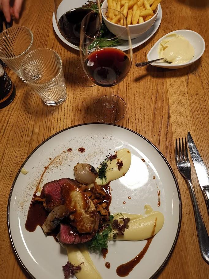 meilleurs restaurants en Belgique: Colonel
