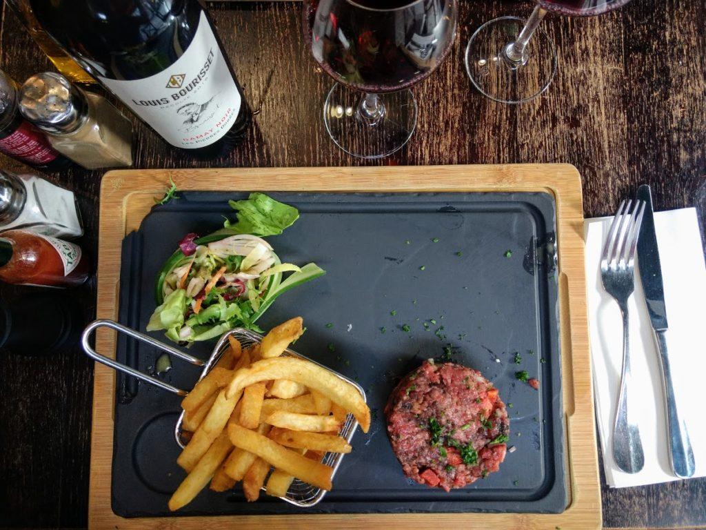 les meilleurs restaurants belges de Bruxelles : café Georgette