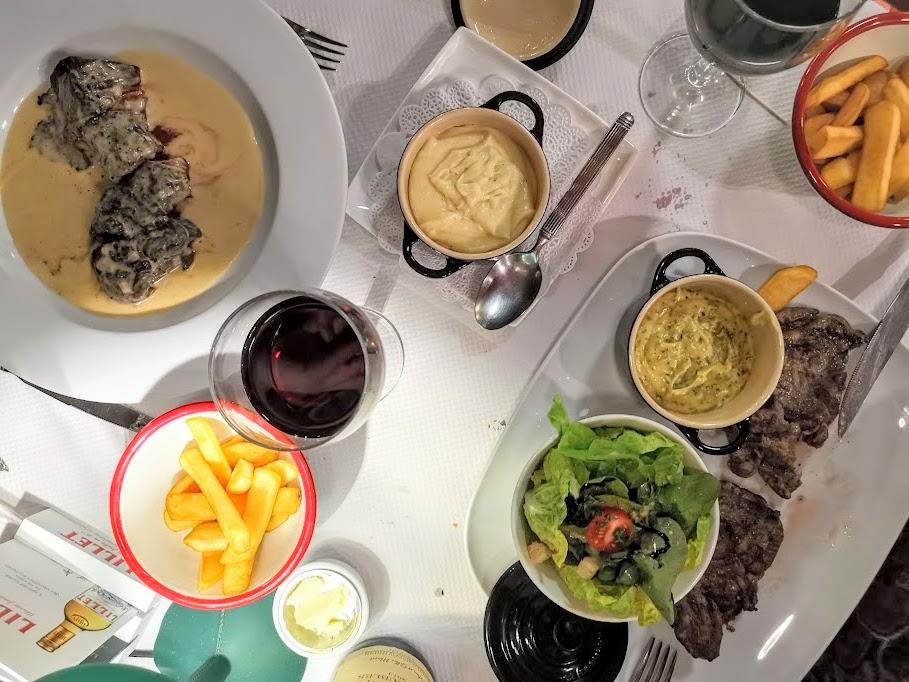 les meilleurs restaurants traditionnels de Bruxelles : Saint-Boniface